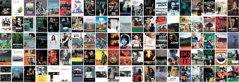 Dschoint Ventschr - 100 Filme