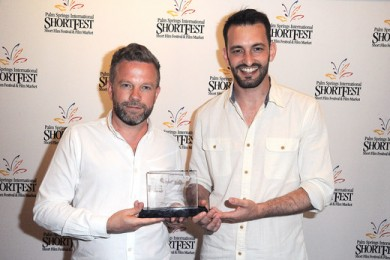 «Bon Voyage» gewinnt am Palm Springs International Shortfest